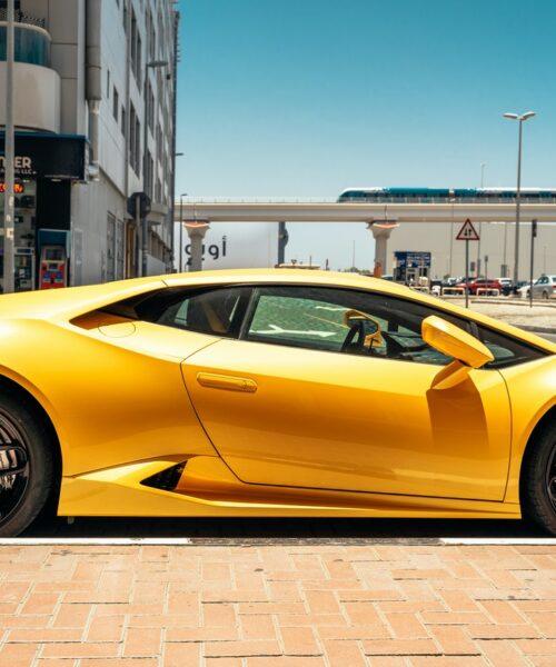 Lamborghini Atlanta Rentals: Prices and Discounts